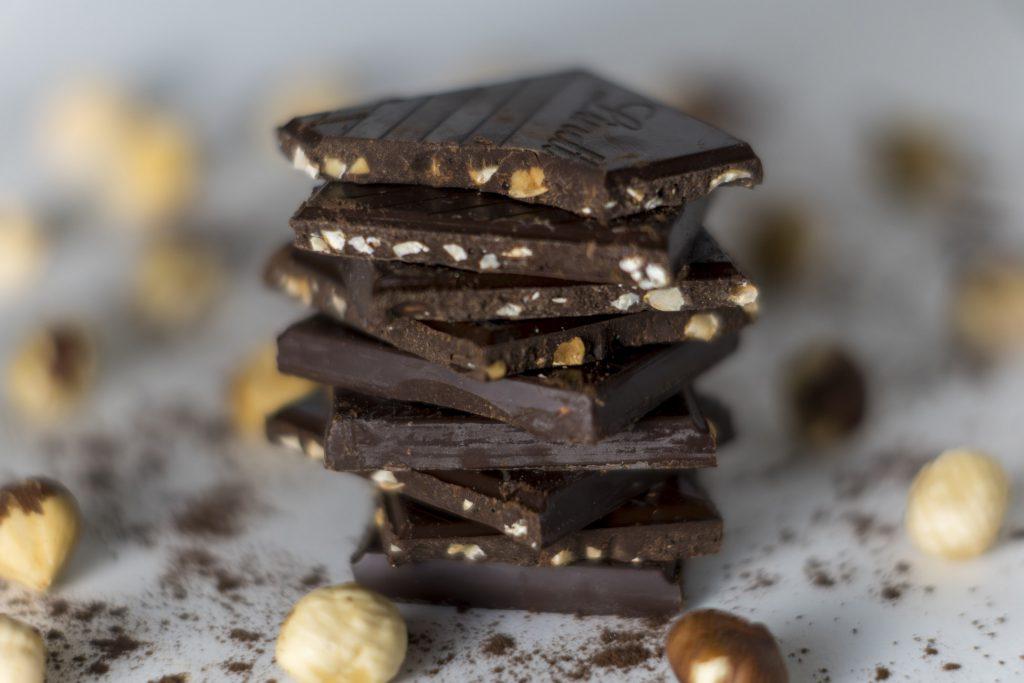 Chocola voor blog Pauli Communications